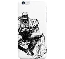 Davy Sprocket iPhone Case/Skin