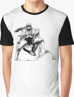 Davy Sprocket Graphic T-Shirt