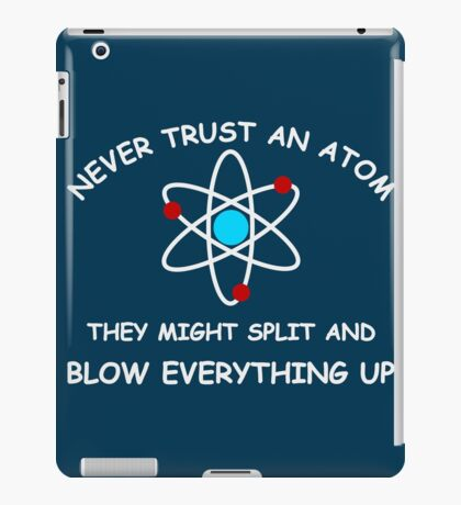 Blow Everything Up iPad Case/Skin