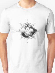 Jojo - Jo2uke Navigator (Variant 1, Rust Black) Unisex T-Shirt