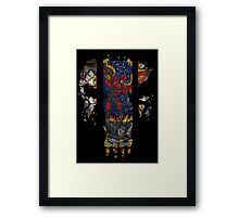 Sanctus Matthew Framed Print