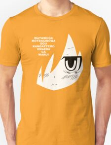 Tomoko Sad Face T-Shirt