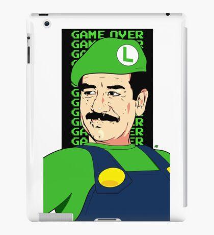 You Lose #4 Sadam iPad Case/Skin