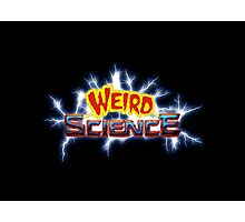 Weird Science Photographic Print