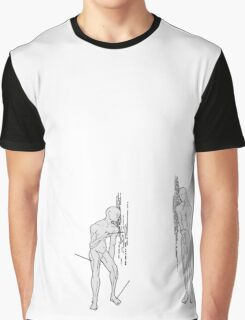 a fight. Graphic T-Shirt