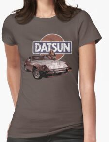 Vintage Datsun 280zx Womens Fitted T-Shirt