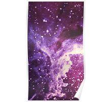 Purple Galaxy 2 Poster
