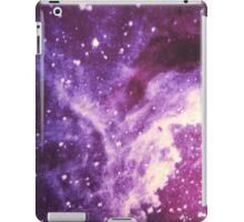 Purple Galaxy 2 iPad Case/Skin