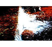 Slow Shutter Photographic Print