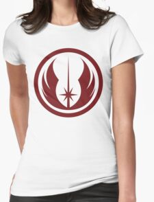 Jedi Order Symbol Womens Fitted T-Shirt