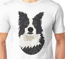 Beautiful Border Collie Unisex T-Shirt