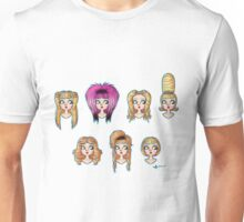 Wig in a Box Unisex T-Shirt