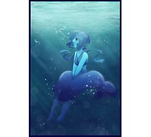 Steven Universe: Water Witch Photographic Print