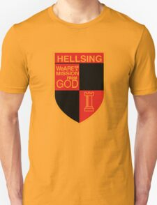 Hellsing Badge T-Shirt