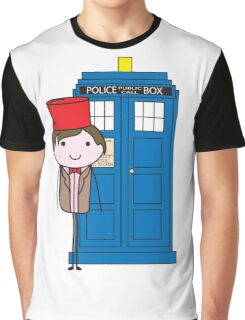 The 11th Doctor Graphic T-Shirt