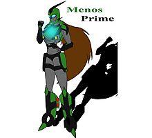Menos Prime Photographic Print