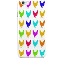 Chickens iPhone Case/Skin