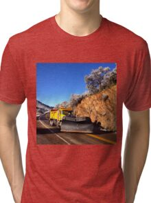 Arizona Snowplow Tri-blend T-Shirt