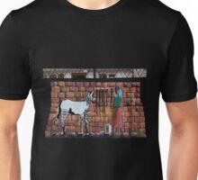 Wash Day For Zebras Unisex T-Shirt