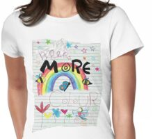 Need More Colour Womens Fitted T-Shirt