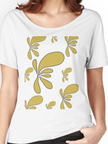Vintage (Gold) Women's Relaxed Fit T-Shirt