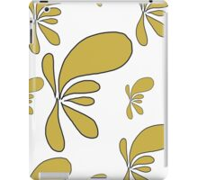 Vintage (Gold) iPad Case/Skin