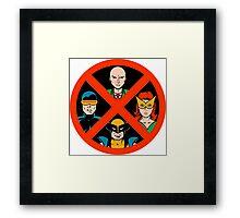 X-Men Legends Framed Print