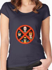 X-Men Legends Women's Fitted Scoop T-Shirt