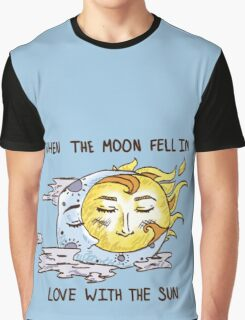 All Was Golden In The Sky  Graphic T-Shirt