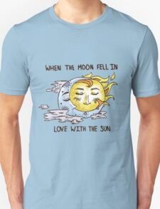 All Was Golden In The Sky  Unisex T-Shirt