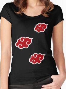 Akatsuki Q Women's Fitted Scoop T-Shirt