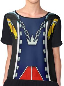 Sora T-Shirt (Kingdom Hearts 2) Chiffon Top