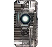 Vintage Film Projector iPhone Case/Skin