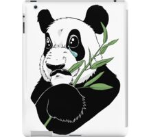 Sad Panda Classic iPad Case/Skin