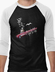 Hunter Thompson:  Buy the Ticket, Take the Ride Men's Baseball ¾ T-Shirt