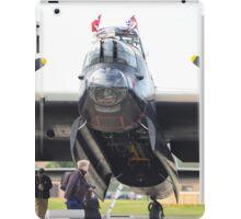 LANCASTER iPad Case/Skin