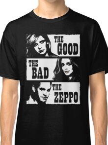 The Good The Bad The Zeppo Classic T-Shirt