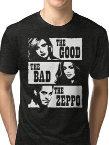 The Good The Bad The Zeppo Tri-blend T-Shirt