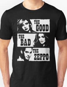 The Good The Bad The Zeppo Unisex T-Shirt