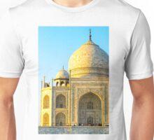 Closeup Of Taj Mahal Unisex T-Shirt
