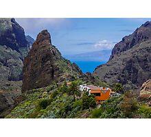 Masca - Tenerife Photographic Print