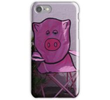 Pink Pigs iPhone Case/Skin