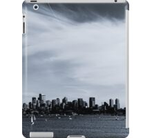 Lake Union-Seattle, WA iPad Case/Skin