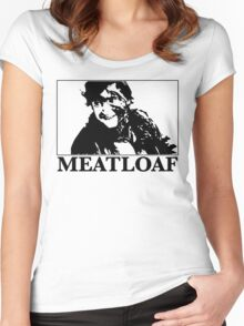 Meatloaf Jack Women's Fitted Scoop T-Shirt
