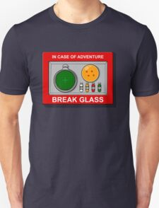 In case of Adventure T-Shirt