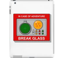 In case of Adventure iPad Case/Skin