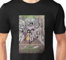 The Octopus attack from outerspace Unisex T-Shirt