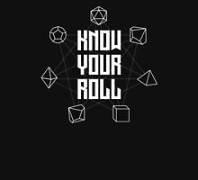 Know Your Roll - White Unisex T-Shirt