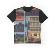 SO Player Bases Collage Graphic T-Shirt