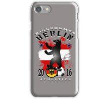 berlin athletics iPhone Case/Skin